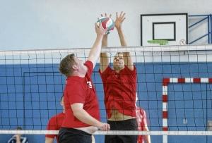 Volleyball-Mannschaften stehen kurz vor dem Saisonbeginn