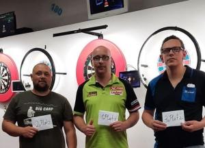 1. E-Darts-Turnier ist Geschichte