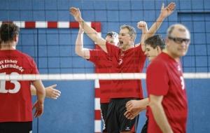 Volleyballer wollen Meister werden