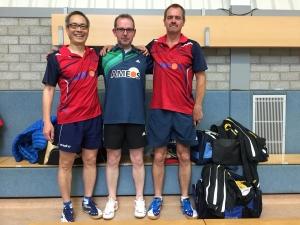 Tischtennis: Ueckermünde mit landesweitem Erfolg