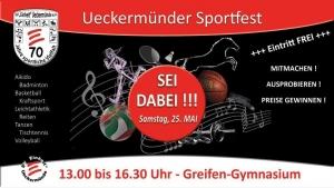 Einheit Ueckermünde feiert morgen ein großes Fest