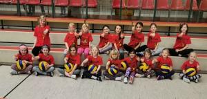 Nachwuchs am Netz: Volleyballer freuen sich über viele neue Mitglieder