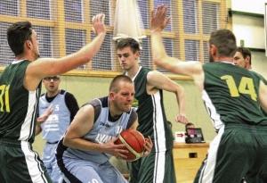 Basketballer beenden Hinserie mit Pleite