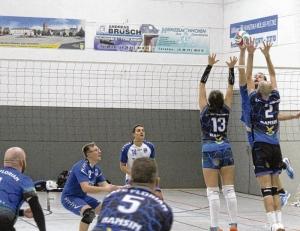 Ueckermünder Volleyballer gehen in Anklam auf Punktejagd