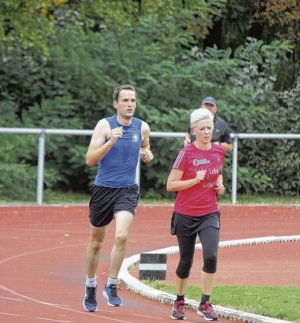 Läufer aus Uecker-Randow mischen in Anklam vorne mit