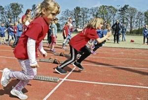 Kinder- und Jugendsportspiele der Leichtathleten mit Teilnehmerrekord