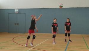 Volleyball: Ferdinandshoferinnen verpassen Medaille