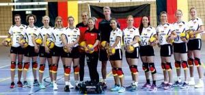 Ü40 Volleyball-Nationalteam zu Gast in Ueckermünde
