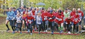 Hohe Beteiligung beim Herbstcross
