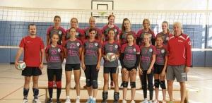 Volleyball: Mit Nachwuchs-Power in die neue Verbandsliga-Spielzeit