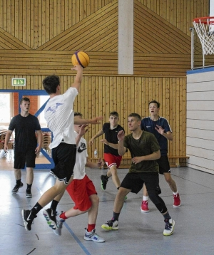 "Ueckermünder chancenlos gegen ""Flyers Feeling"""