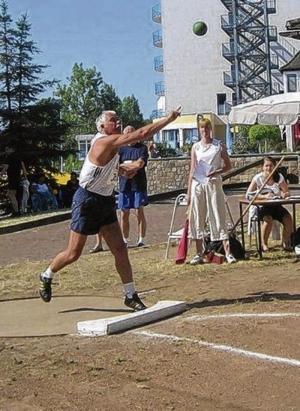 Die Leichtathletik hat Tradition beim SV Einheit