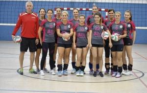 Volleyballerinnen vom Haff starten in die Saison