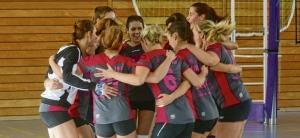 """Volleyballerinnen tragen ihre """"Heimspiele"""" auswärts aus"""