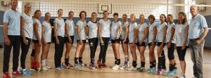 Ü40-Nationalteam: Geballte Volleyball-Erfahrung zu Gast