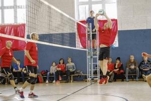 Volleyballer starten morgen in die neue Spielzeit